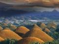the chocolate hills phillipines