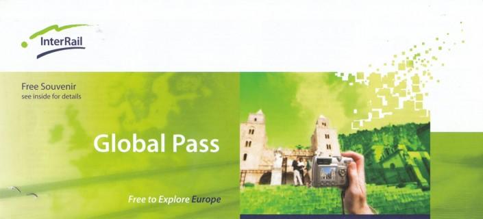 InterRail Ticket